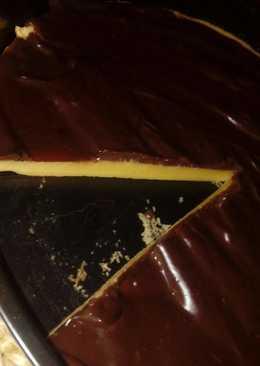 Csokipudingos, tepsis palacsinta