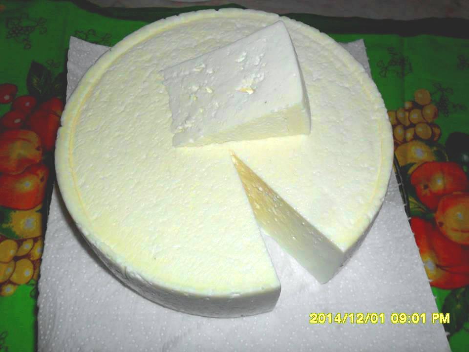 Házi sajt recept II. főfotó