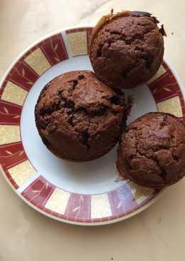 Egyszerű nagyon csokis muffin