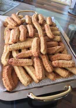 Darálós hernyó süti