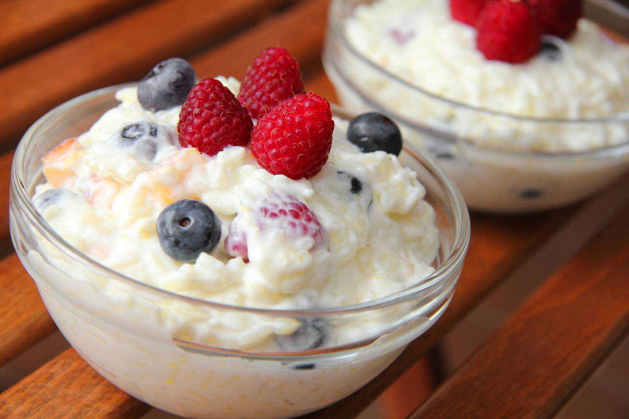 Gyümölcsrizs recept főfotó