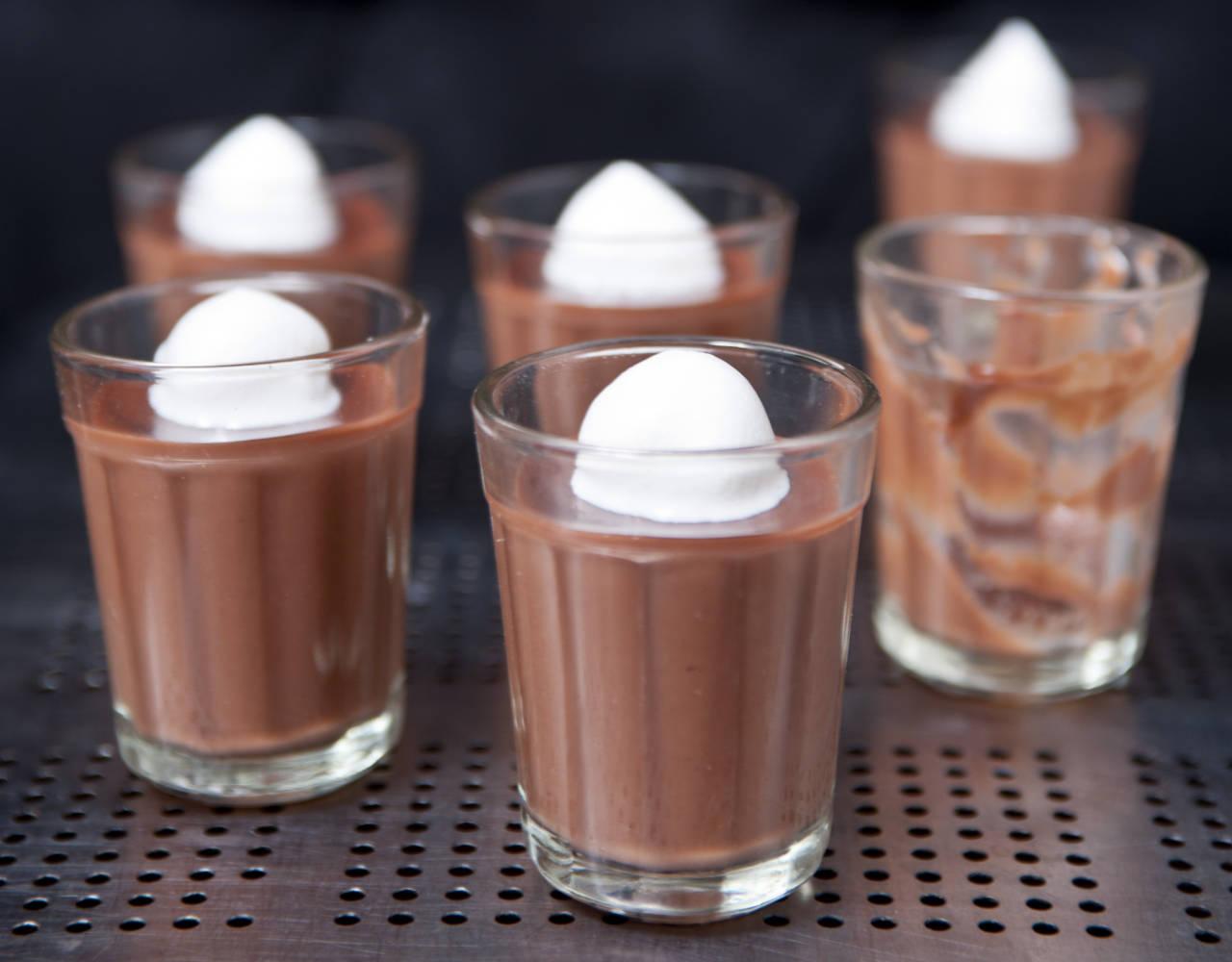 Házi csokipuding recept főfotó