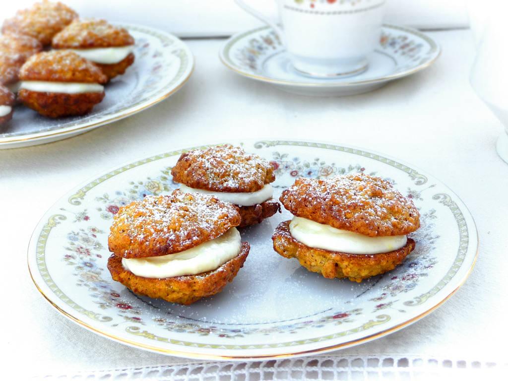 Sütőtökös-zabpelyhes keksz recept főfotó