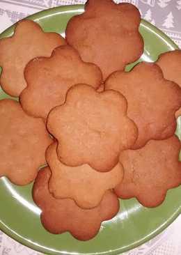 Gyömbéres Éva keksz