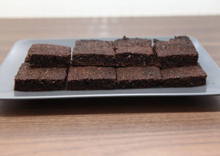 Barbi csokis süti receptje