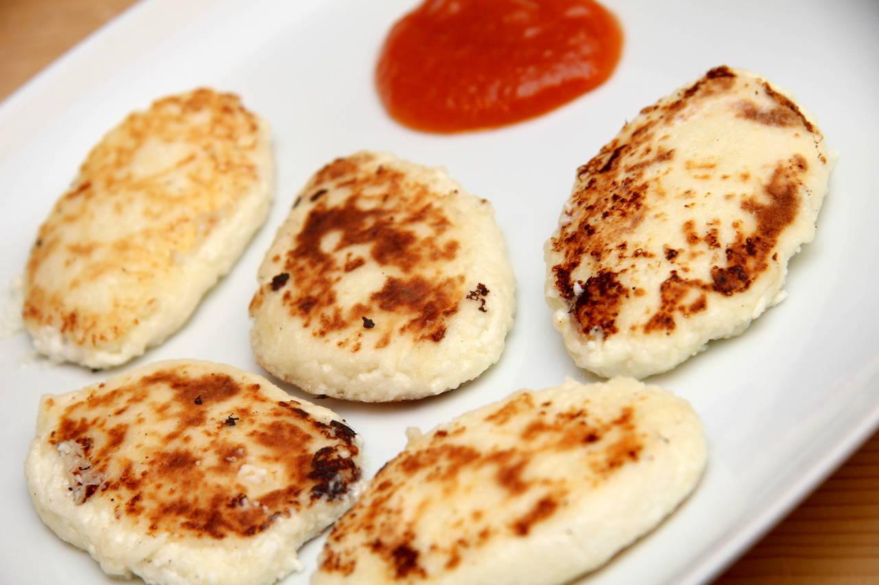"""Ukrán túrós """"pancake"""" recept főfotó"""