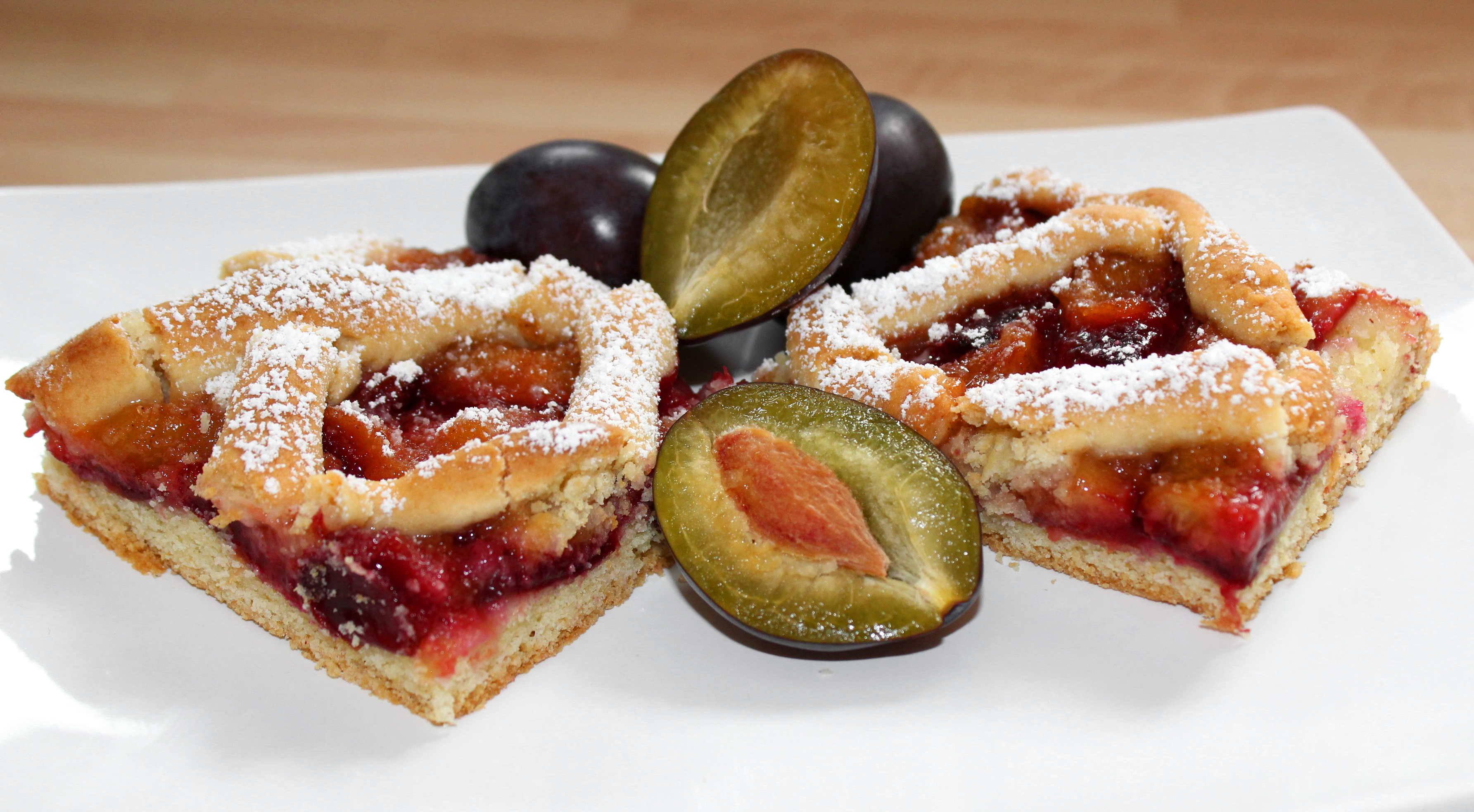 Szilvás pite recept főfotó
