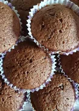 Csodás csokoládés muffin