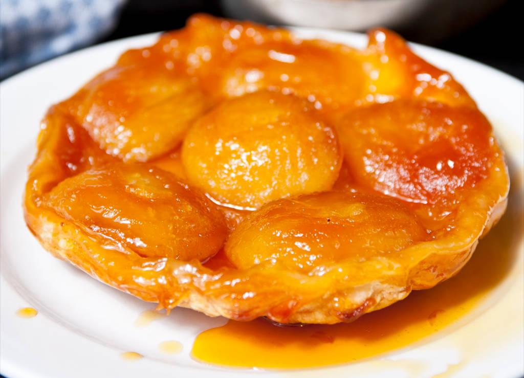 Tarte Tatin recept (Francia fordított almatorta) főfotó