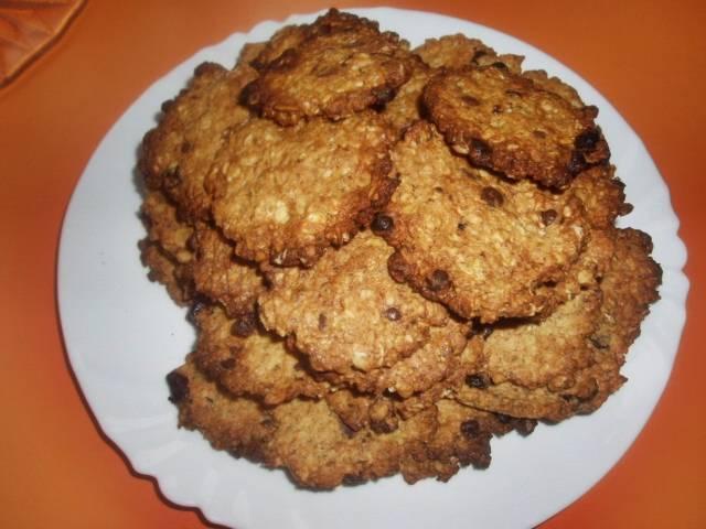 Zabpelyhes keksz recept főfotó