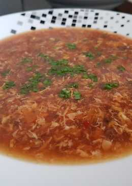 Erős-savanyú leves