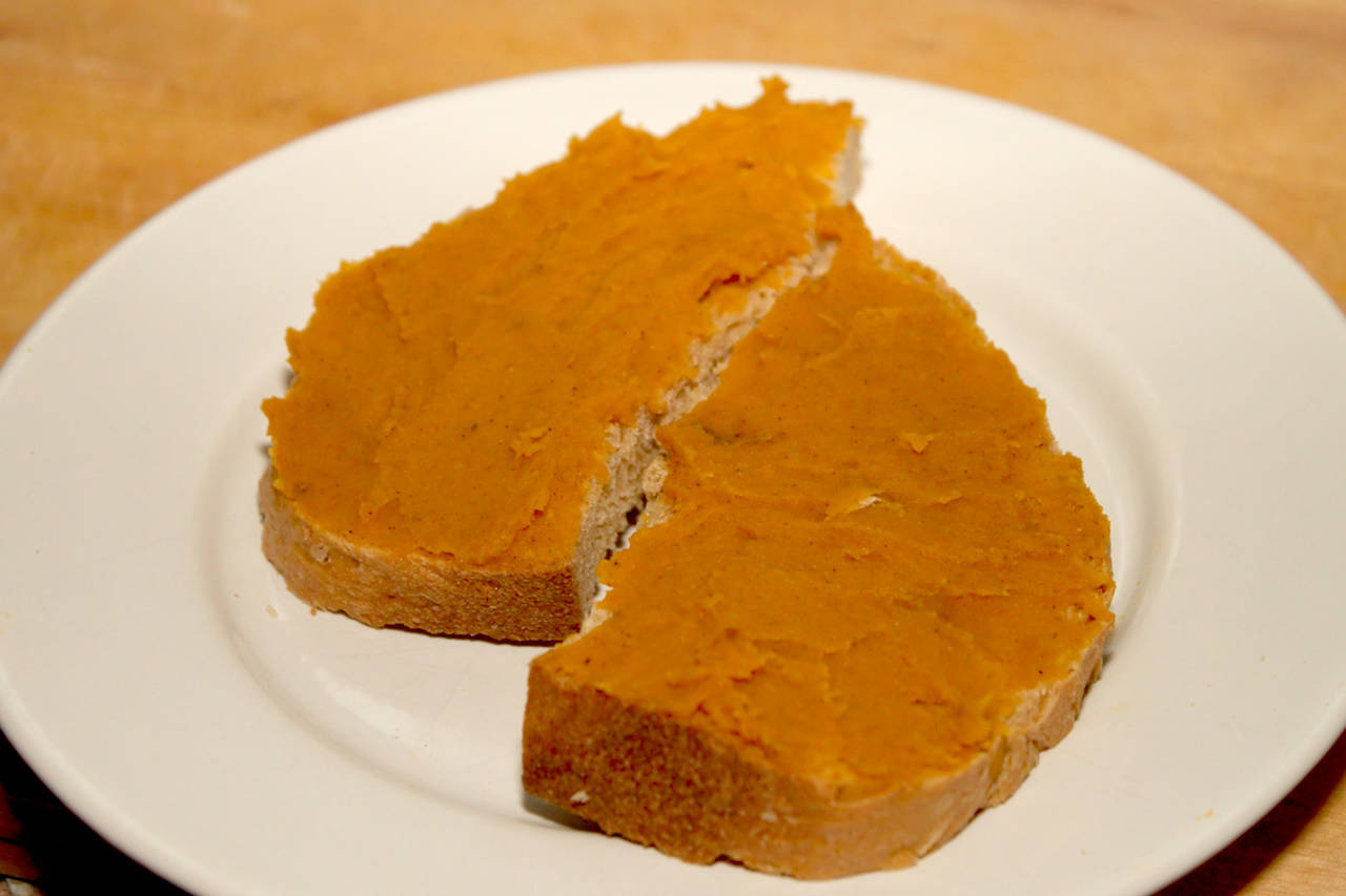 Gyömbéres sütőtökkrém recept főfotó