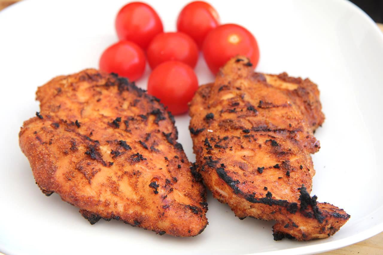 Grillezett csirkemell szárazpácban recept főfotó