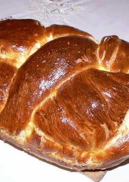 Kemencés kalács Húsvétra