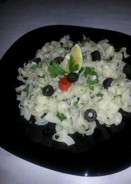 Olívás tészta