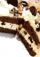 Mascarponés Oreo torta