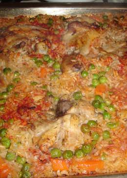 Rizses csirketál