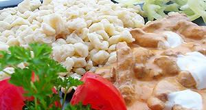 Csikóstokány recept (Tokány de porc á la csikós) főfotó