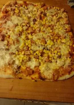 Házi pizza 🍕