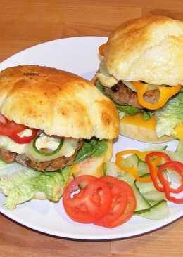 Harcsa burger