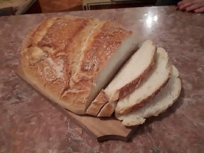 Egyszerű házi kenyér 🍞