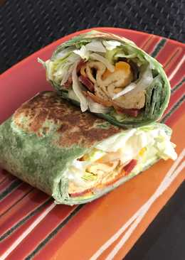 Reggeli burrito 🌯