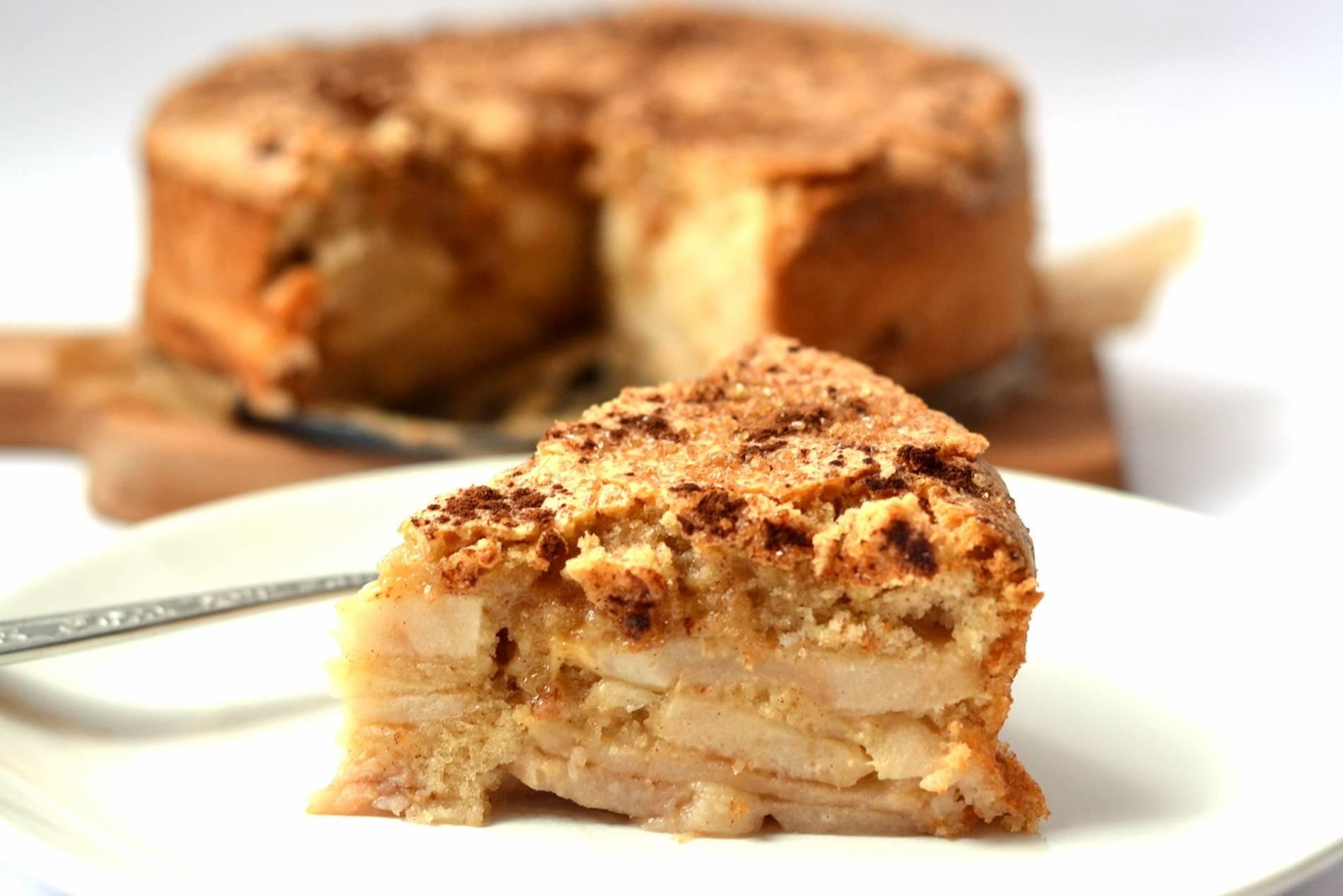 Rétegelt almatorta recept főfotó