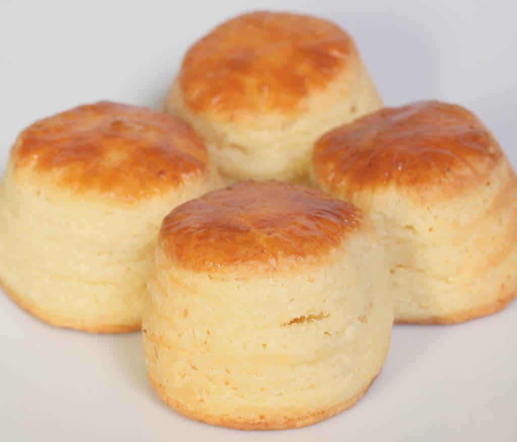Túrós pogácsa recept főfotó