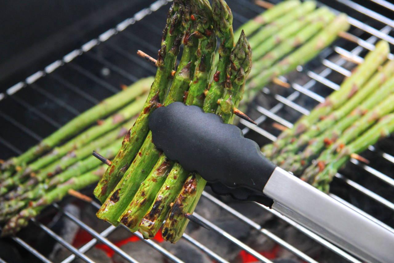 Grillezett zöld spárga recept főfotó