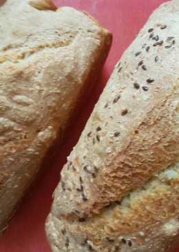 Házi sütésű kenyér, magam módjára