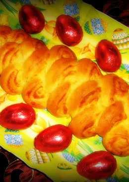 Húsvéti kalács 🙂
