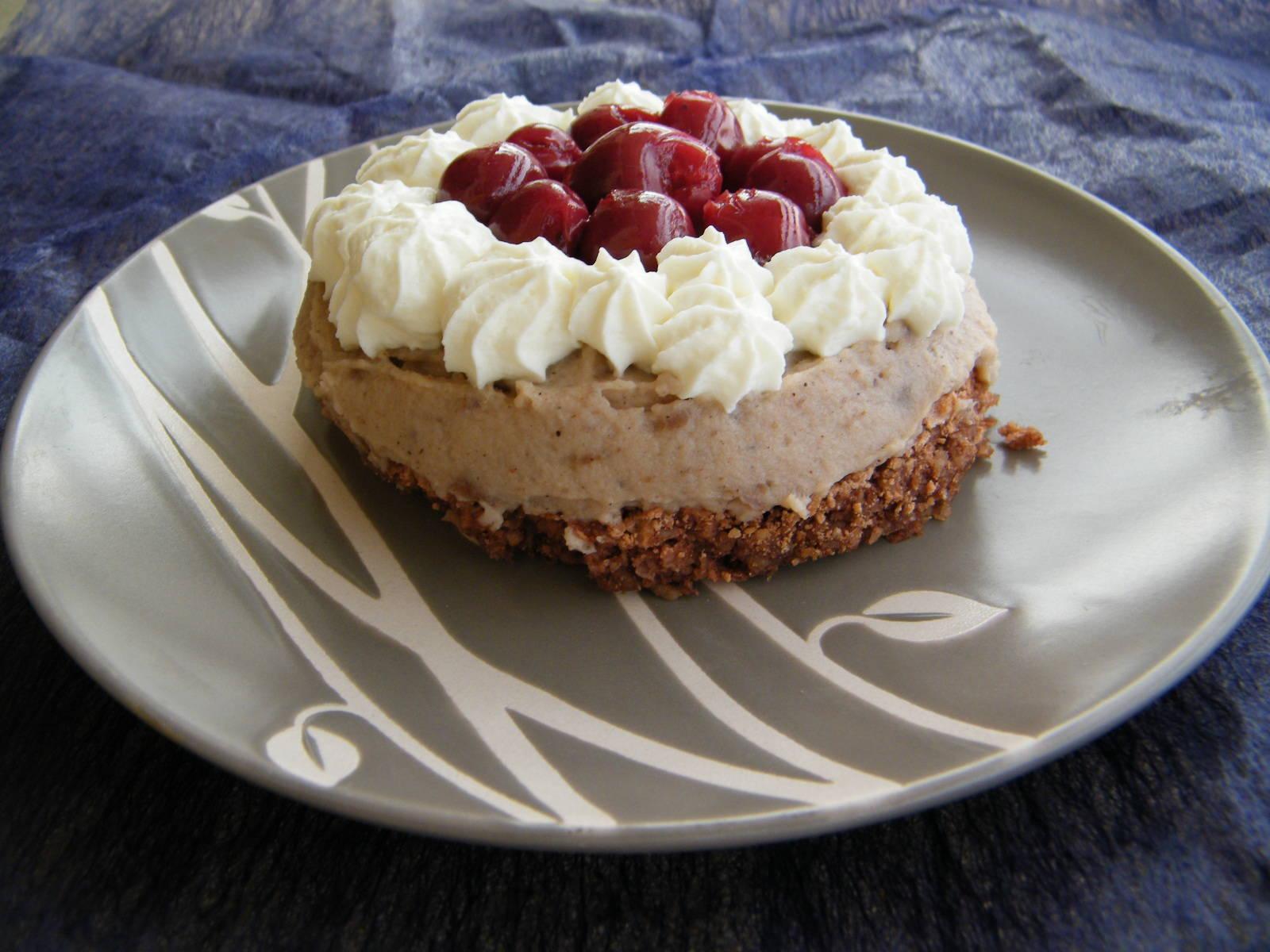 Gesztenyés mini torták főfotó
