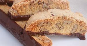 Pekándiós biscotti főfotó
