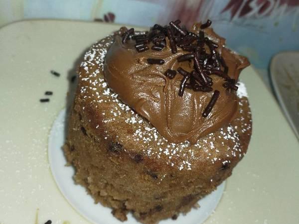 Bögrés mikrós süti