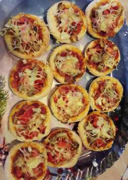 Mini pizzácskák