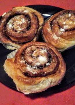 """Kanelbullar"" fahéjas csiga - a svéd nemzeti sütemény"