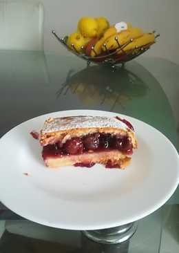 Meggyes pite (Gluténmentesen is)
