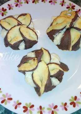Jázmin virág süti