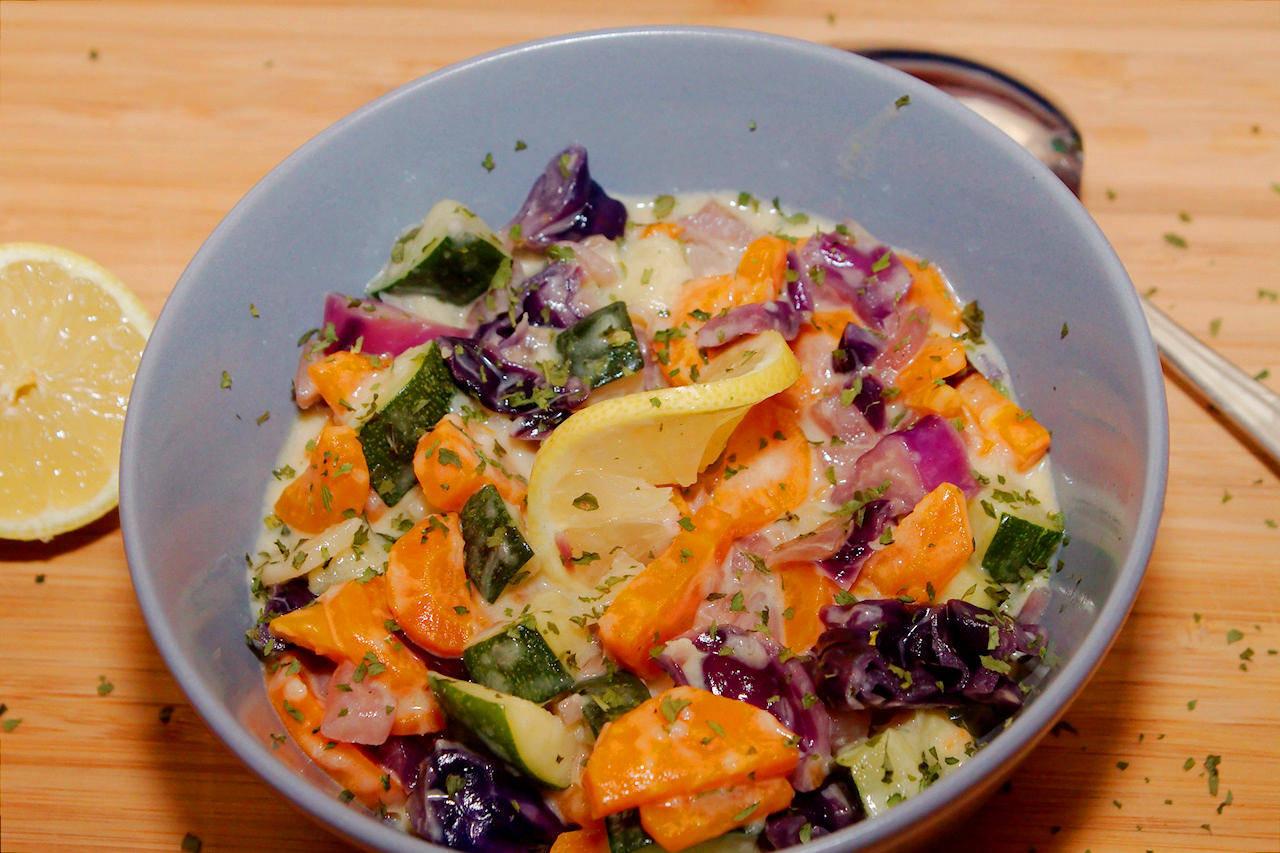 Zöldségfőzelék recept főfotó