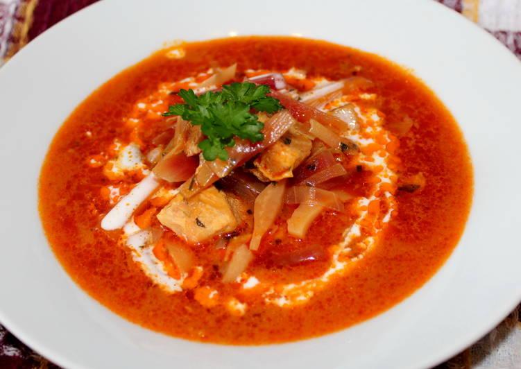 Borscs leves