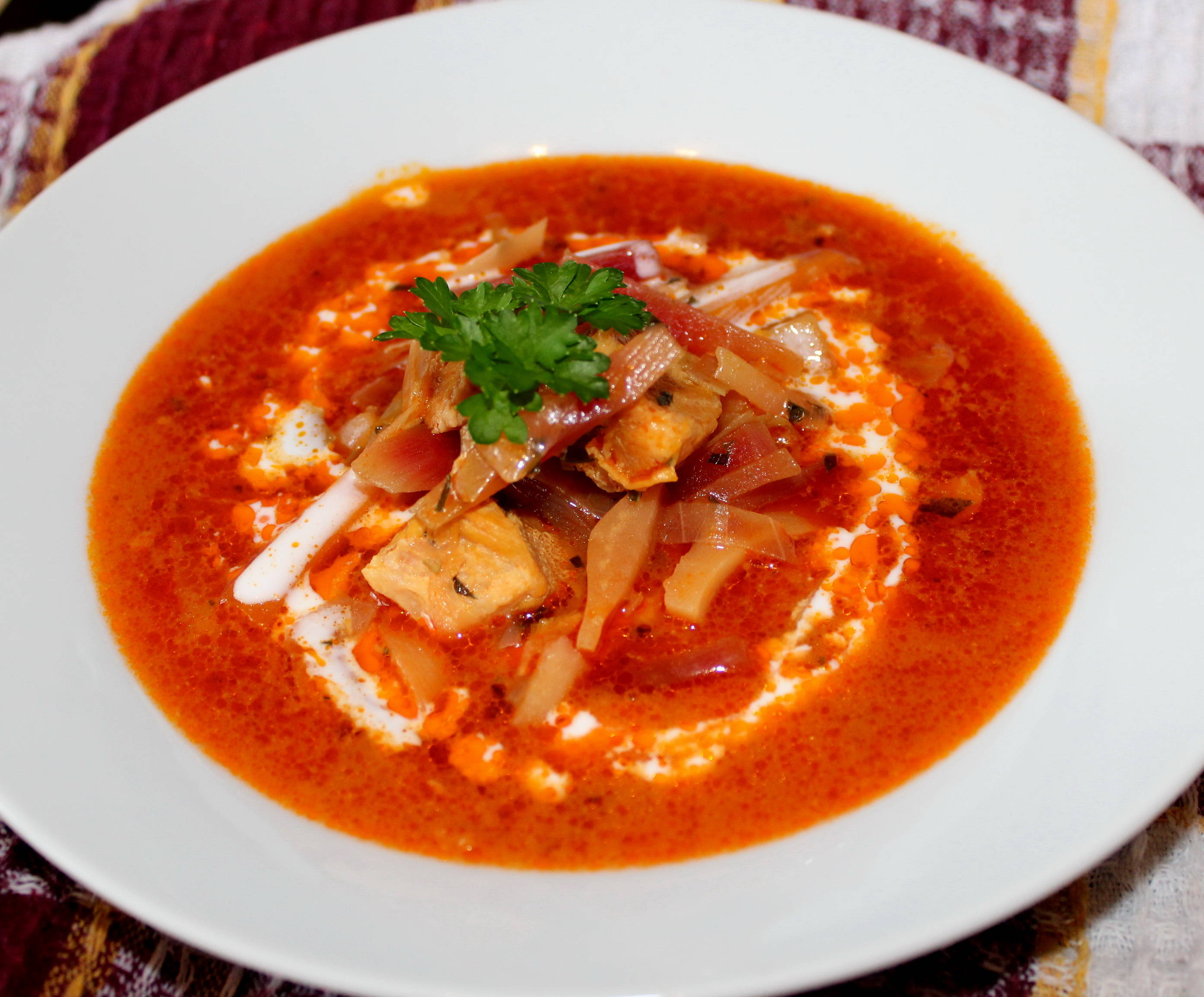 Borscs leves recept főfotó
