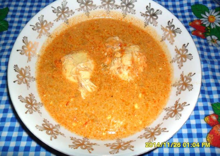 A legfinomabb tojásos leves receptje
