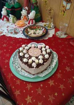 Tepsis vakondtúrás sütemény