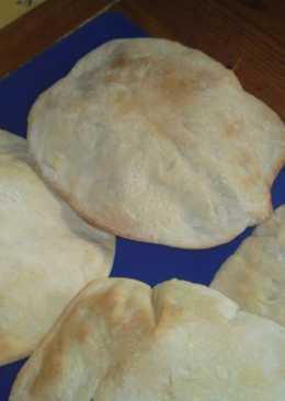 Pita -közel kelet kenyere