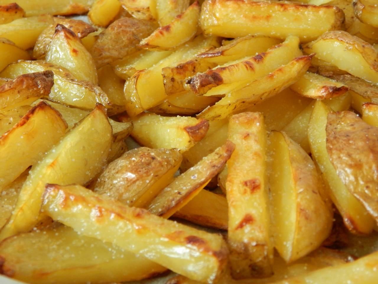 Sütőben sült krumpli recept főfotó