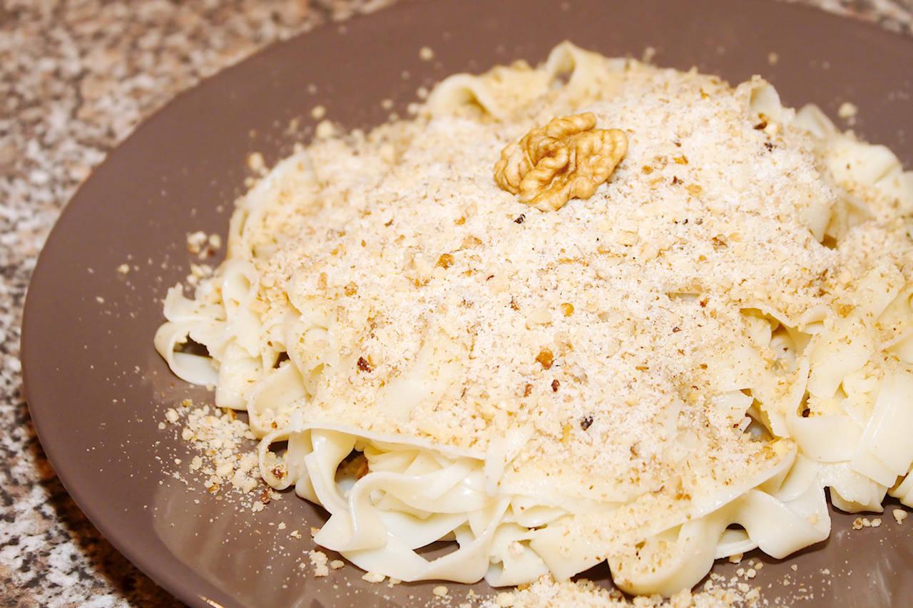 Egyszerű diós tészta recept főfotó