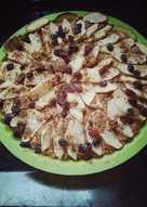 Vegán almás pite