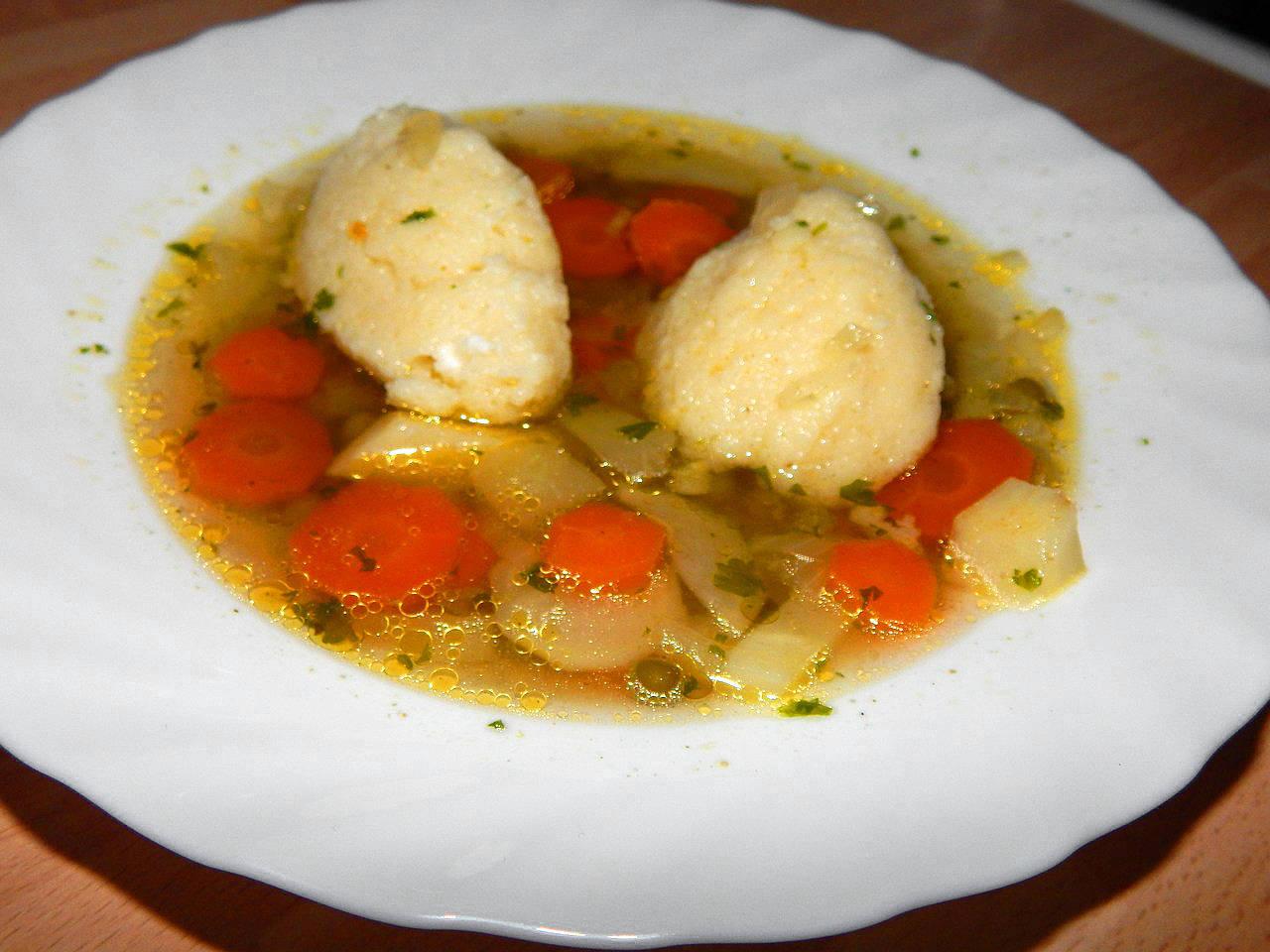 Daragaluska leves recept főfotó