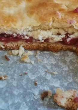 Isteni meggyes pite