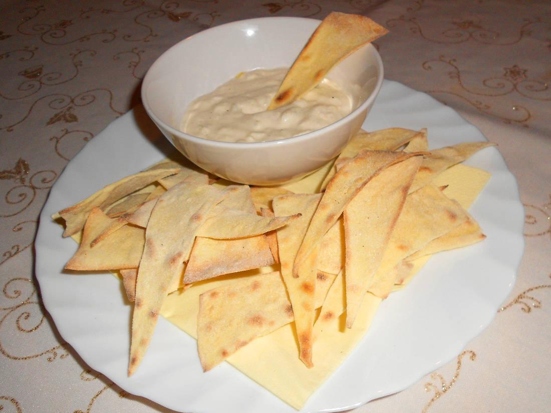Házi nachos recept főfotó